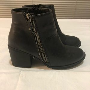 Brash Payless brand black ankle boots